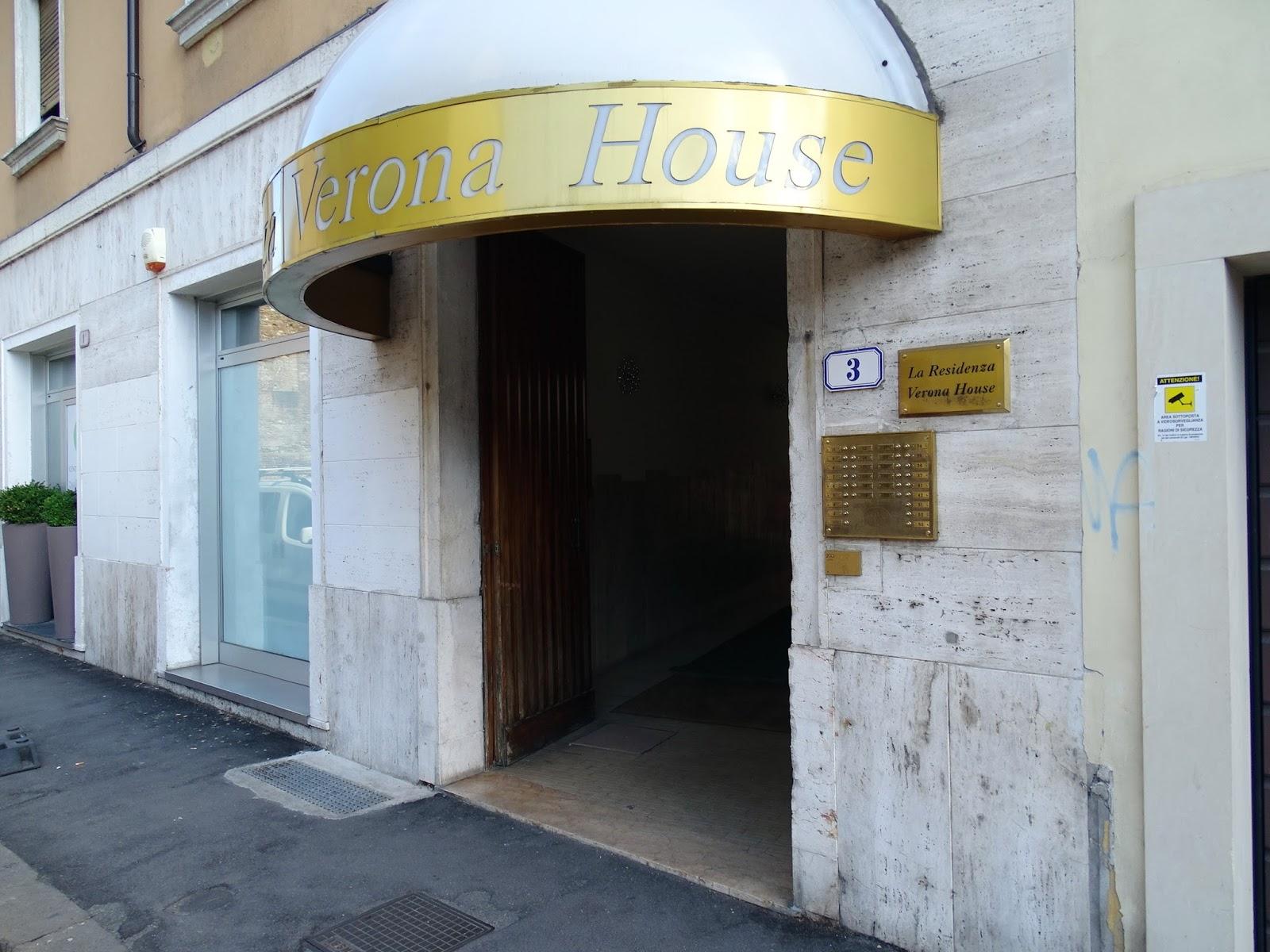 Aparthotel Verona House Verona Italy A Traveling