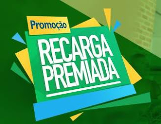Promoção Algar Recarga Premiada 10 Mil Reais - Participar