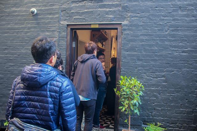 Patricia Coffee Brewers @ Melbourne, Victoria, Australia 澳洲百大票選第一咖啡
