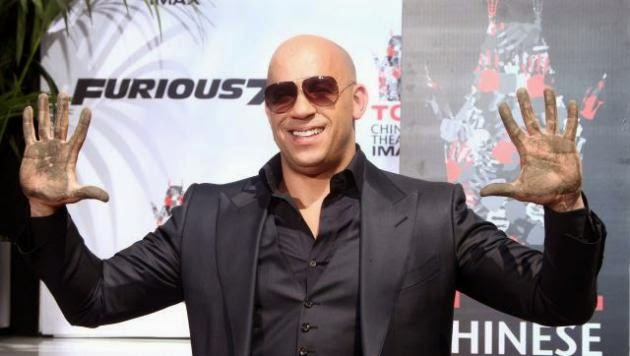 cinephagemaniac vin diesel chez ang lee si si. Black Bedroom Furniture Sets. Home Design Ideas