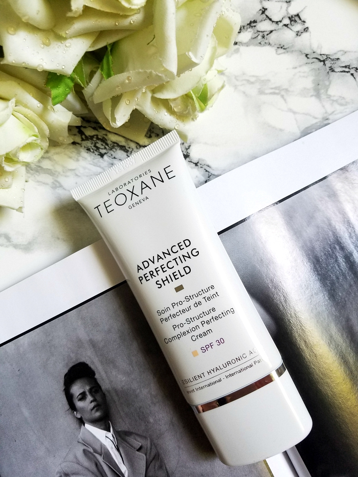 April & May Skincare Favorites -  TEOXANE Advanced Perfecting Shield Cream - Madame Keke Luxury Beauty Blog