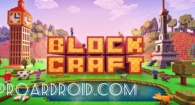 تحميل لعبة block craft 3d مهكرة