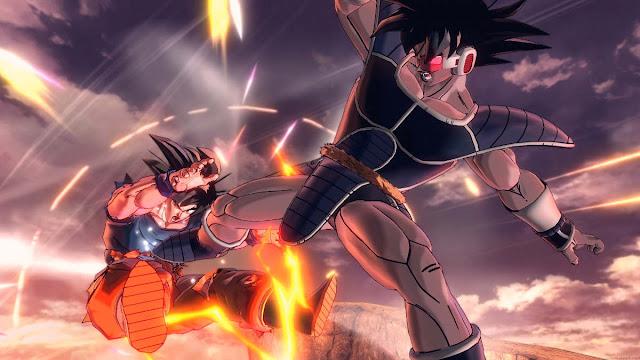 A história de Xenoverse 2 se passa em muitas sagas antigas, mas também nas mais atuais. Desta forma, tudo parece indicar que a história chegará pelo menos até os acontecimentos de Golden Freeza, sendo que acreditamos que Goku Black e Trunks do Futuro aparecerão em forma de DLC.