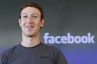 Kisah Inspiratif Pendiri Facebook Mark Zuckerberg