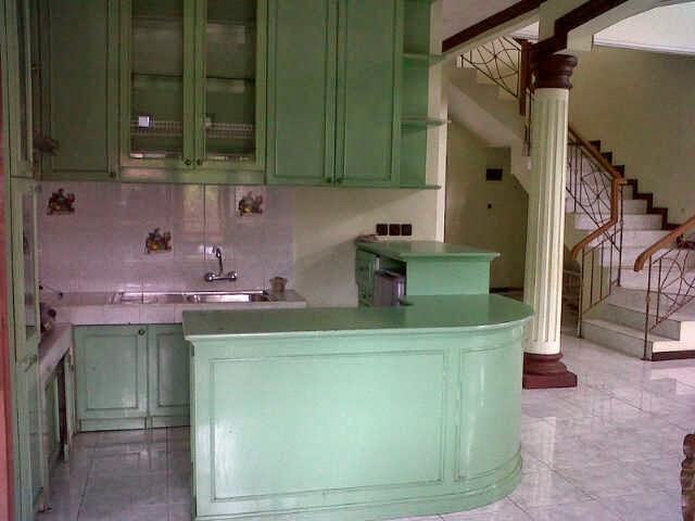 Ruang Dapur Villa