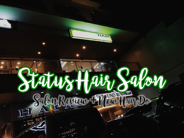 Status Hair Salon Maginhawa Branch