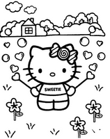 A Word About Copyright Sanrio Owns The Hello Kitty Image Since I Am Making This For Personal Use And Will Not Be Selling Or Seeking To Profit From It