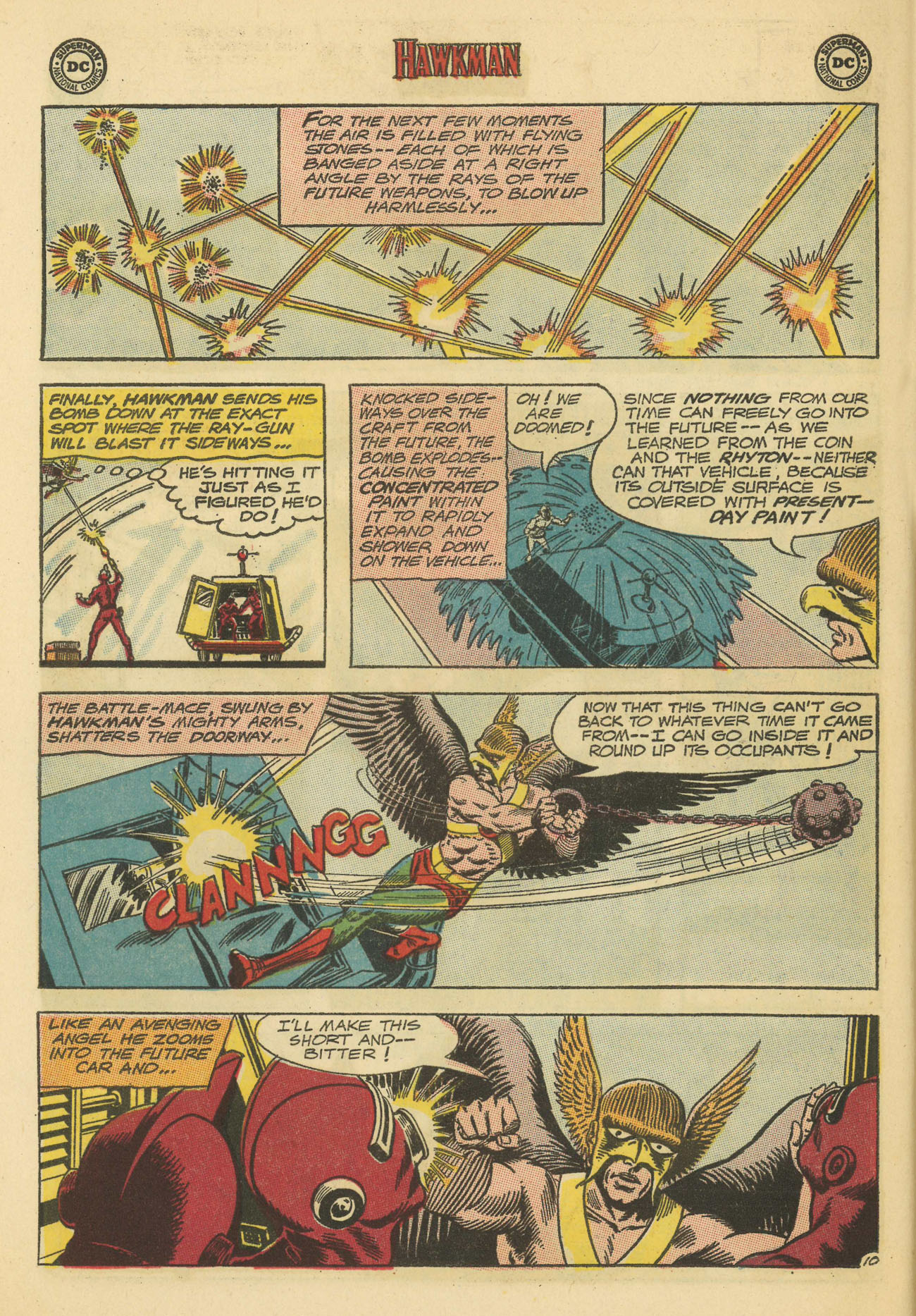 Hawkman (1964) issue 4 - Page 30