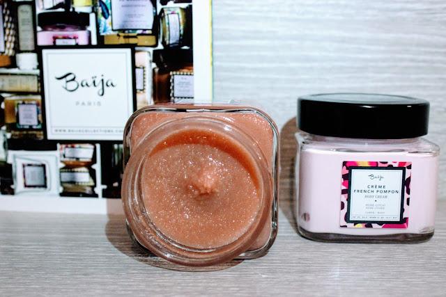 produits de beauté Baïja les petites bulles de ma vie