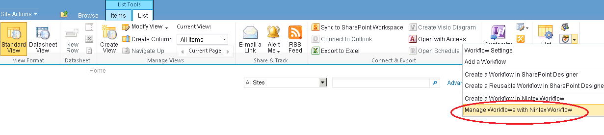 SharePoint PitStop: Publishing Nintex Workflows