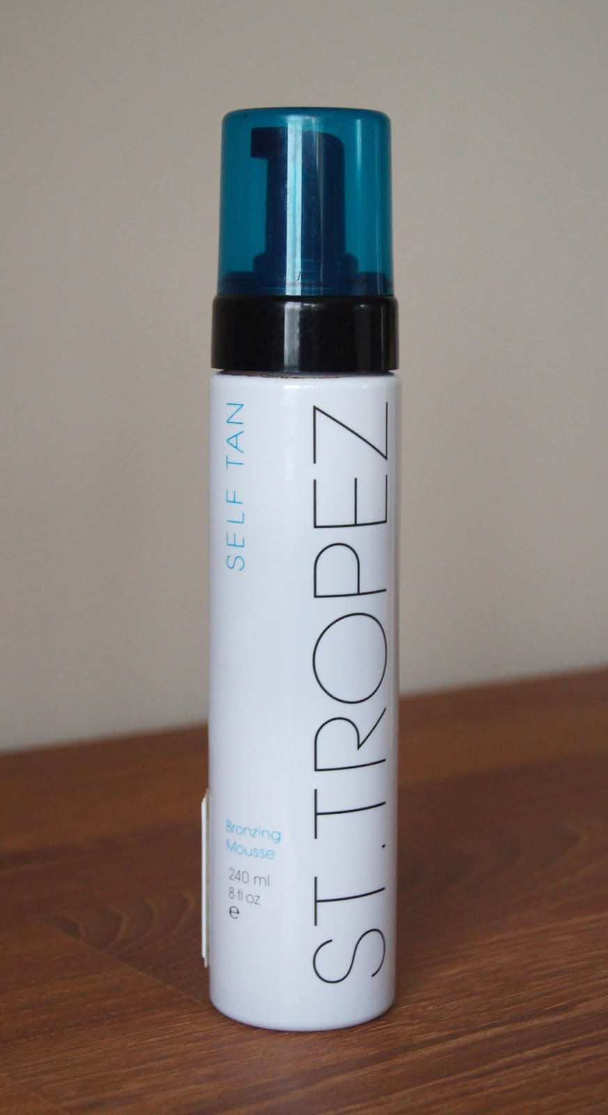 st tropez self tan bronzing mousse empty review