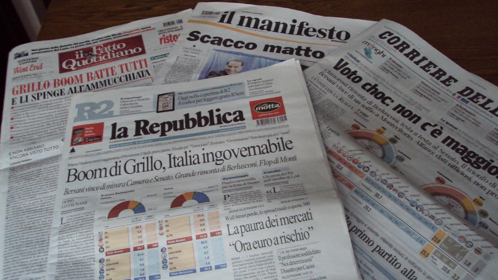 Ho fatto il composto il peso dei giornali for Giornali arredamento casa