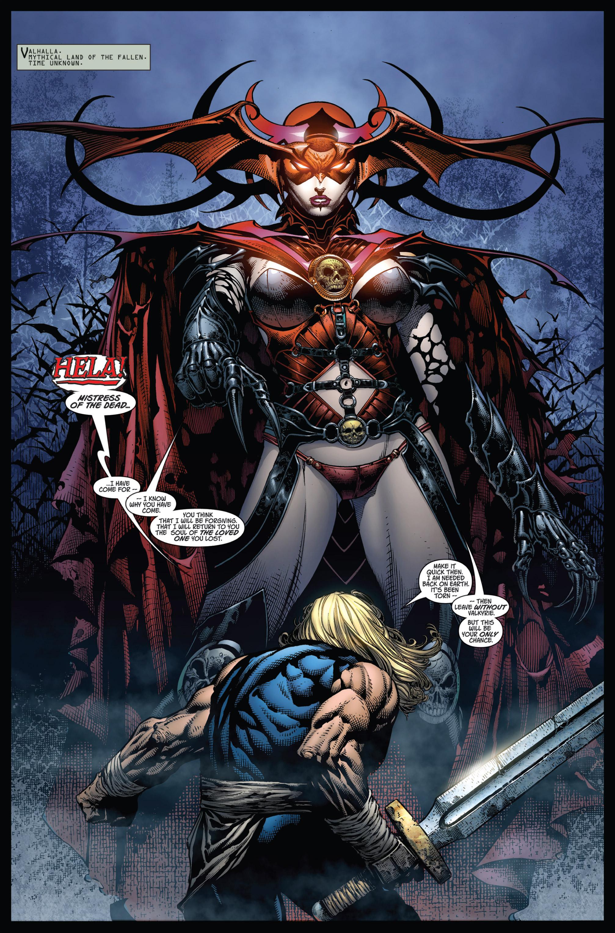 Read online Ultimatum comic -  Issue #2 - 17