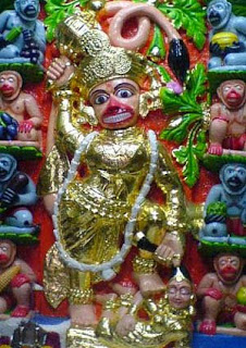 जब हनुमान जी के डर से शनि देव ने स्त्री रूप रखा था। Story of Hanuman ji and shani dev.