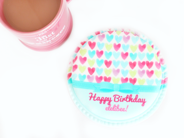 Blog Birthday with Bakerdays! | A Giveaway