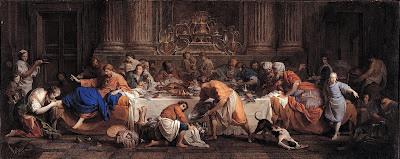 Maria_Felice_Tibaldi_Subleyras_-_Dinner_at_the_House_of_the_Pharisee