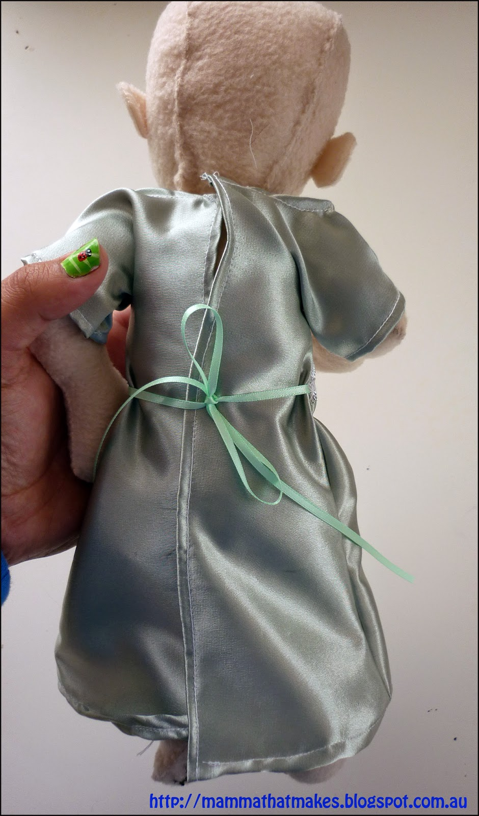 962f451ab Mamma That Makes: Burial Gown Free Sewing Pattern for Preemies ...
