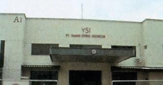 Dibutuhkan Segera Karyawan di PT Yamani Spring Indonesia