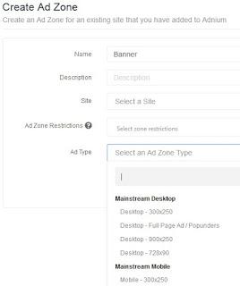 Monetizar web con Adnium