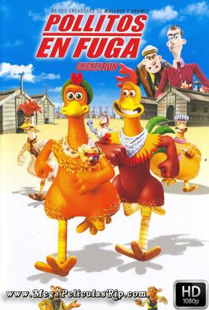 Pollitos en fuga 1080p Latino