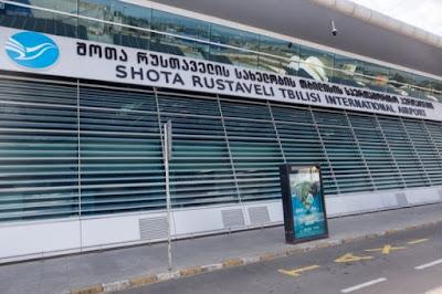 Росіянин розлив отруйну речовину в аеропорту