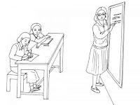 דפי צביעה מורים