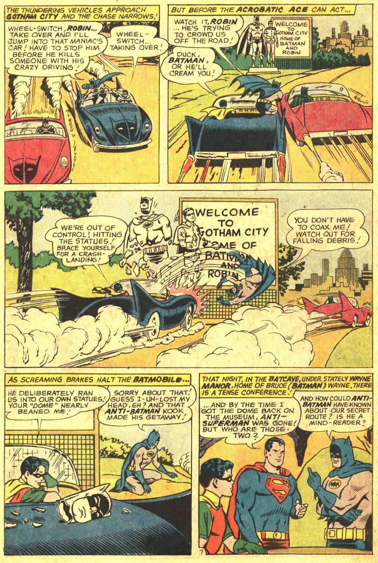 Read online World's Finest Comics comic -  Issue #159 - 10