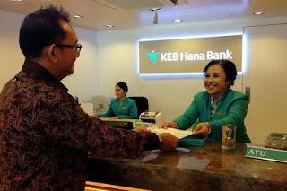 Lowongan Kerja BANK Lulusan S1 PT.Bank KEB Hana Indonesia