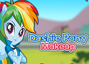 Dashie Pony Dress Up