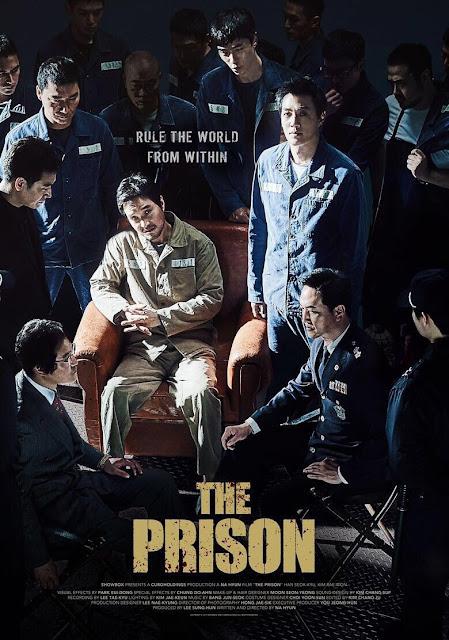 Sinopsis The Prison / 프리즌 (2017) - Film Korea