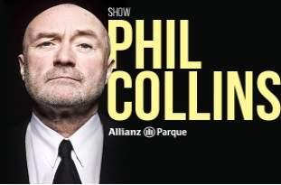 Cadastrar Promoção Rádio Antena 1 2018 Ingressos Show Phil Collins São Paulo