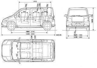 Dimensions Cars Honda Mobilio Cool and Stylish - Modern Moto Magazine