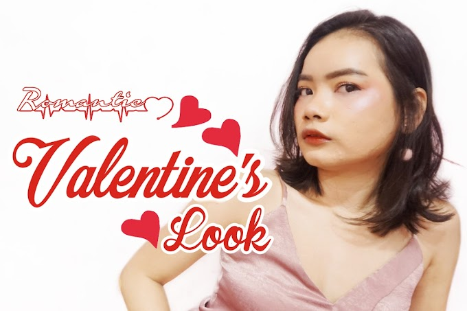 Romantic Valentine's Look with Althea Makeup