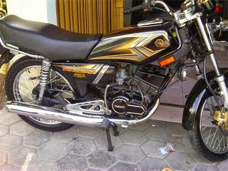 gambar motor RX King