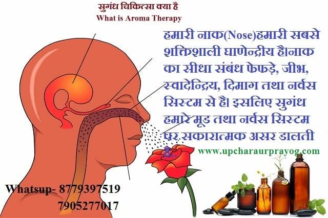 सुगंध चिकित्सा क्या है