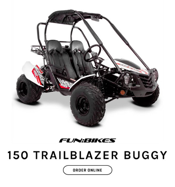 Mudrocks 150 Trailblazer Buggy
