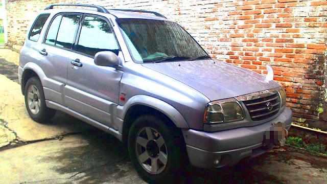 Suzuki Grand Escudo 2.0