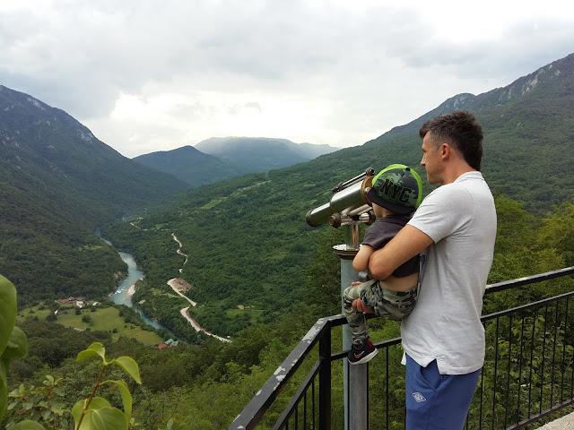 Fluss Tara Montenegro
