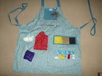 Lots Of Decorative Ideas For Fidget Quilts Aprons Pillows Etc