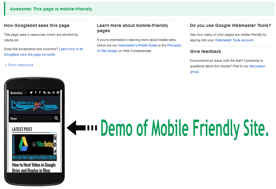 mobile-friendly tools