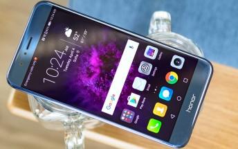 Huawei Honor 8 Pro has started getting Oreo beta update