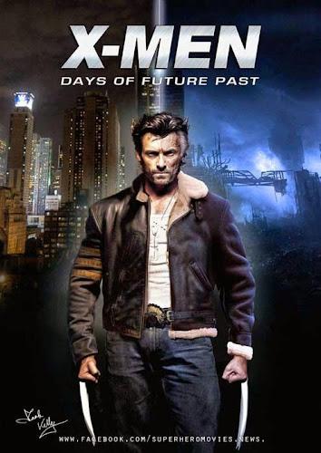 X-Men Días del Futuro Pasado DVDRip Latino