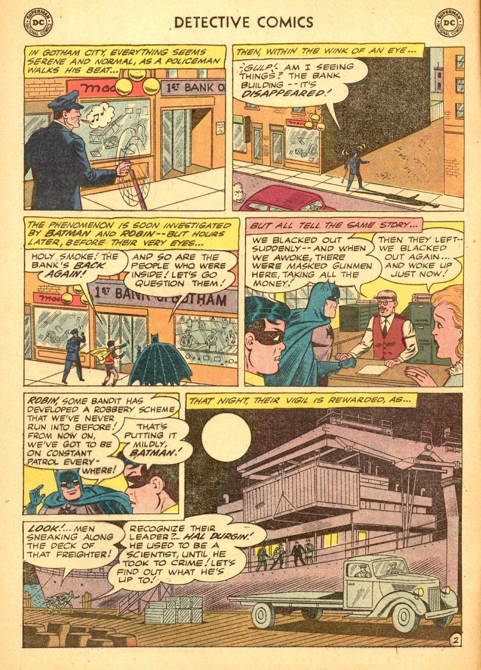 Detective Comics (1937) 284 Page 3