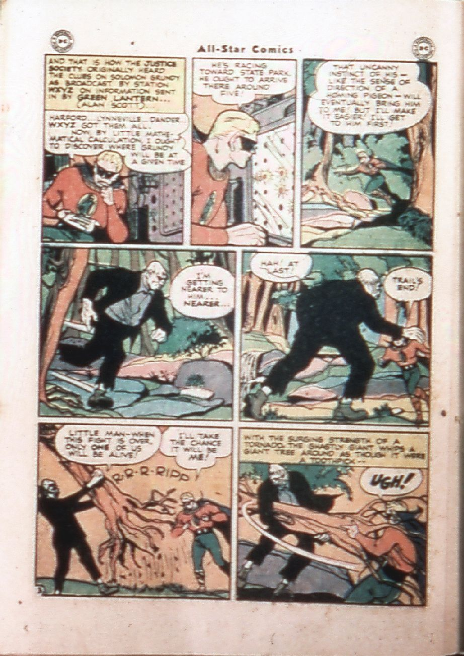 Read online All-Star Comics comic -  Issue #33 - 36