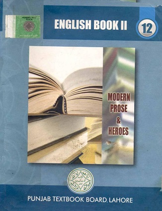 12th Class (Inter Part-2) English Book-2 in Pdf