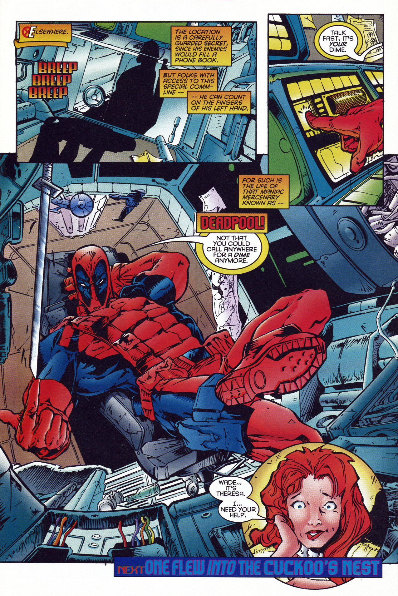 Read online X-Force (1991) comic -  Issue #46 - 30