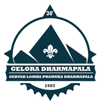 Logo Gelora Dharmapala 2017