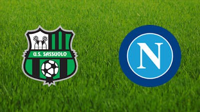 مشاهدة مباراة نابولي وساسولو مباشر اليوم
