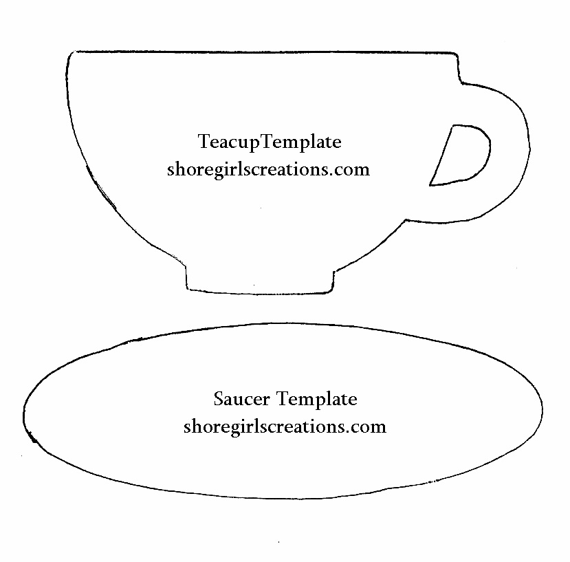 Shoregirls Creations Dear Jane Teacup