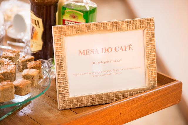 casamento guim, casamento real, mesa de café, obrigado pela presença